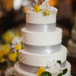 holly-hedge-customized-wedding-cake-desserts-pastry-chef-springtime-yellow-swiss-dot-ribbon