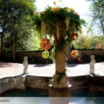 holly-hedge-wedding-country-romantic-stone-courtyard-fountain-flowers-autumn