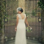 holly-hedge-wedding-rustic-stone-courtyard-bride-wrought-iron-ivy