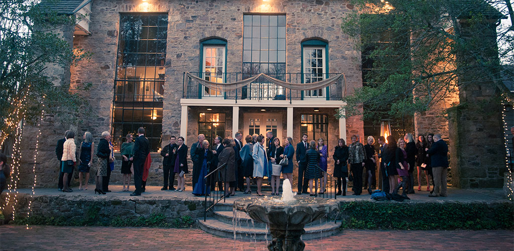 The perfect bucks county wedding venue hollyhedgeestate for Craft shows in bucks county pa