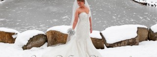 Winter Wedding Bride